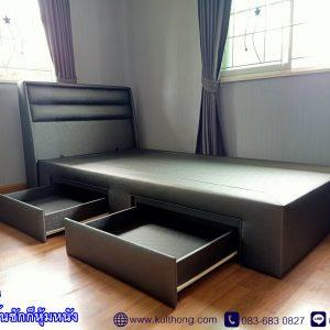 เตียงลิ้นชัก ฐานเตียง ฐานรองที่นอน